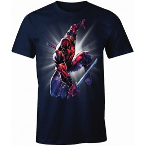 Deadpool T-Shirt Ninja