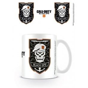 Call of Duty Black Ops 4 Tasse Logo