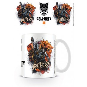 Call of Duty Black Ops 4 Tasse Battery