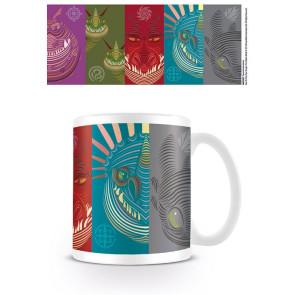 Drachenzähmen leicht gemacht 3 Tasse Legendary Dragons