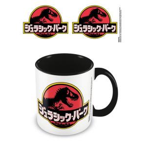 Jurassic Park Coloured Inner Tasse Japanese Text