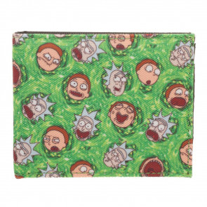 Rick and Morty Geldbeutel All Over Print