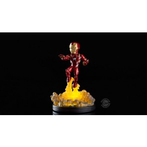 Marvel Comics Q-Fig FX Figur mit Leuchtfunktion Iron Man 14 cm