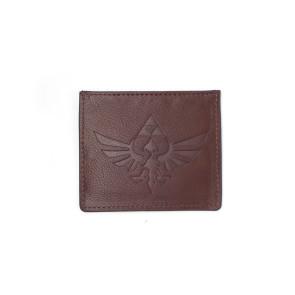 The Legend of Zelda Leder Geldbeutel / Kreditkarten-Halter Logo