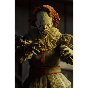 Stephen Kings Es 2017 Actionfigur Ultimate Pennywise (Well House) 18 cm