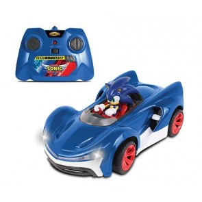 Team Sonic Racing RC Auto Sonic Turbo Boost