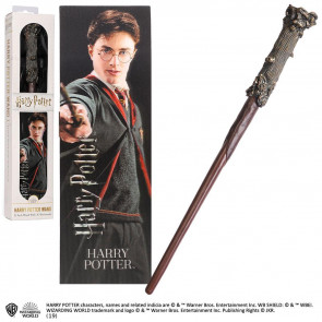 Harry Potter PVC Zauberstab-Replik Harry Potter 30 cm