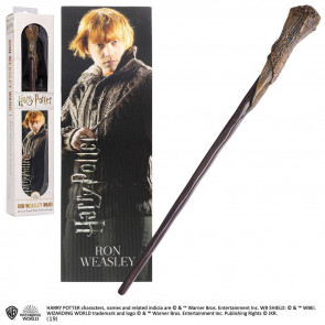 Harry Potter PVC Zauberstab-Replik Ron Weasley 30 cm