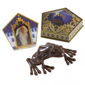 Harry Potter Replik Anti-Stress-Figur Schoko-Frosch