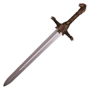 Game of Thrones Schaumstoff-Replik Eidwahrer Schwert von Brienne von Tarth 69 cm