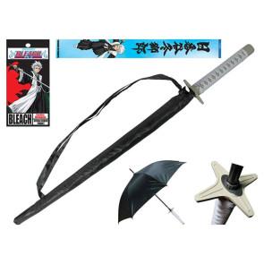 Bleach Regenschirm mit Schwertgriff Toshiro Hitsugaya Hyorinmaru