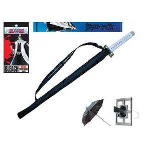 Bleach Regenschirm mit Schwertgriff Byakuya Kuchiki Senbonzakura