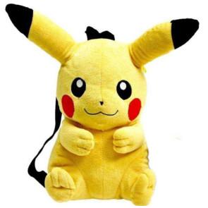 Pokemon Pikachu Plüsch-Rucksack 27 cm