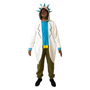 Rick and Morty Overall Rick Sanchez Größe L