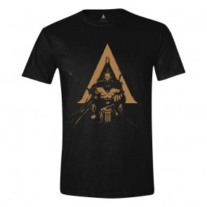 Assassin's Creed Odyssey T-Shirt Character Logo