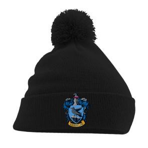 Harry Potter Pom Pom Beanie Ravenclaw Crest