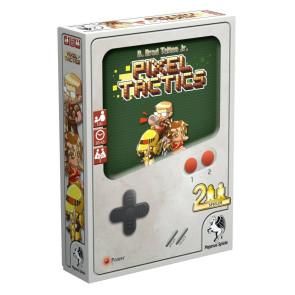 Pixel Tactics Kartenspiel