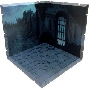Dioramansion 150 Zubehör-Set für Nendoroid und Figma Actionfiguren Western Ruins