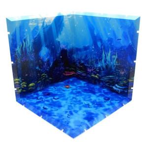 Dioramansion 150 Zubehör-Set für Nendoroid und Figma Actionfiguren Undersea