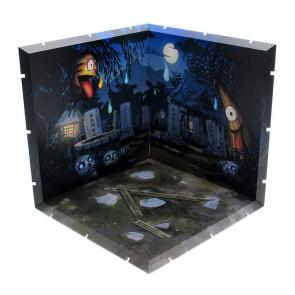 Dioramansion 150 Zubehör-Set für Nendoroid und Figma Actionfiguren Graveyard