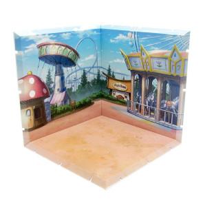 Dioramansion 150 Zubehör-Set für Nendoroid und Figma Actionfiguren Amusement Park