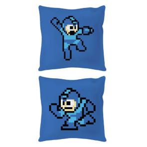 Mega Man 8-Bit Kissen 40 cm