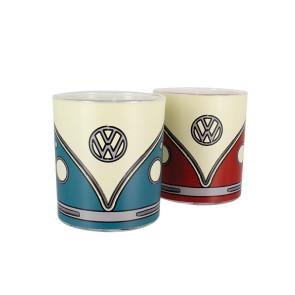 Volkswagen Trinkgläser 2er-Pack Campervan