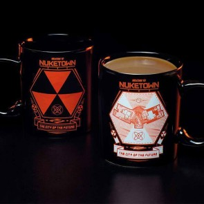 Call of Duty Tasse mit Thermoeffekt Nuketown