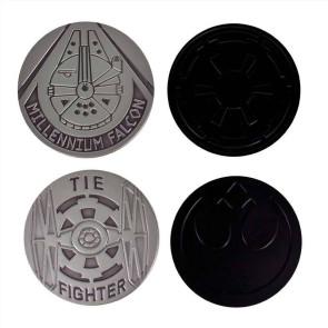 Star Wars Untersetzer 4er-Pack Icons