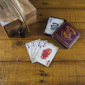 Harry Potter Hogwarts Spielkarten