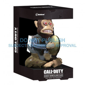 Call of Duty Monkey Bomb Wecker