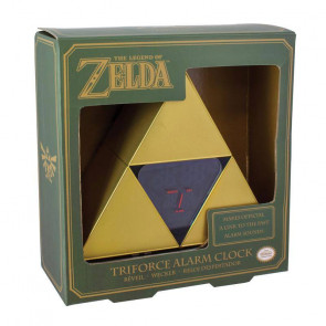 The Legend of Zelda Triforce Wecker