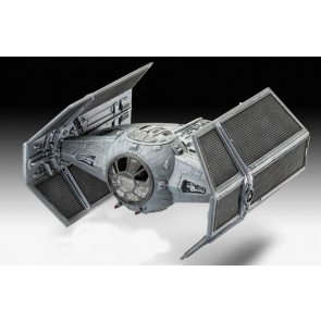 Star Wars Level 5 Master Series Modellbausatz 1/72 TIE Fighter Limited Edition