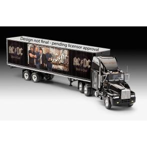 AC/DC Level 3 Modellbausatz mit Basiszubehör 1/32 Truck & Trailer 55 cm