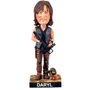 Walking Dead Wackelkopf-Figur Daryl Dixon 20 cm