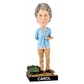 Walking Dead Wackelkopf-Figur Carol 20 cm