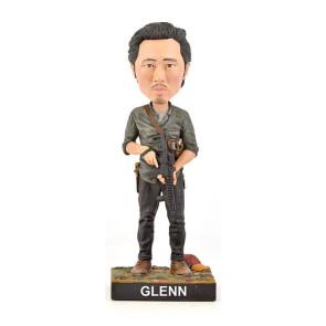 Walking Dead Wackelkopf-Figur Glenn 20 cm