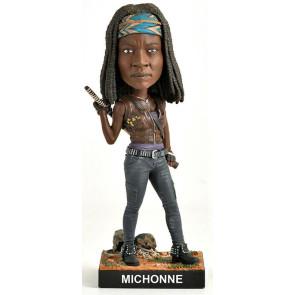 Walking Dead Wackelkopf-Figur Michonne 20 cm