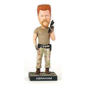 Walking Dead Wackelkopf-Figur Abraham 20 cm