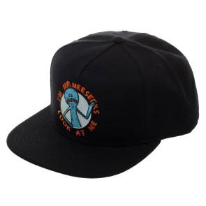 Rick & Morty Hip Hop Cap Mr. Meeseeks