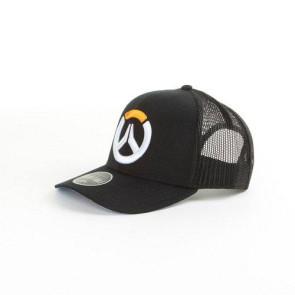 Overwatch Trucker Baseball Cap Logo