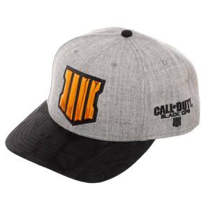 Call of Duty Black Ops 4 Snapback Cap Logo