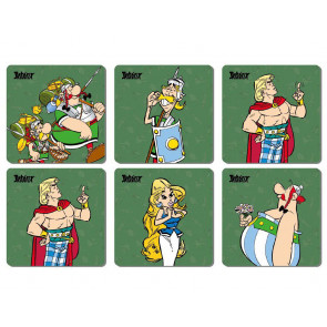 Asterix Untersetzer 6-er Pack The Legionary