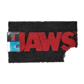 Der weiße Hai Fußmatte Logo 43 x 72 cm