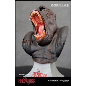 Predators Predatory Scale Killer Gorilla Büste 19 cm