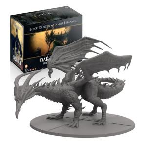 Dark Souls Brettspiel-Erweiterung Black Dragon Kalameet