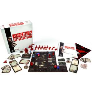 Resident Evil 2 Das Brettspiel Survival Horror