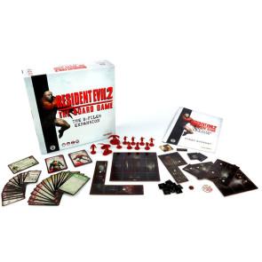 Resident Evil 2 The B-Files Brettspiel-Erweiterung