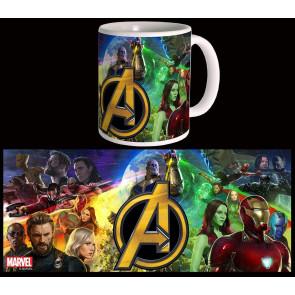 Avengers Infinity War Tasse War