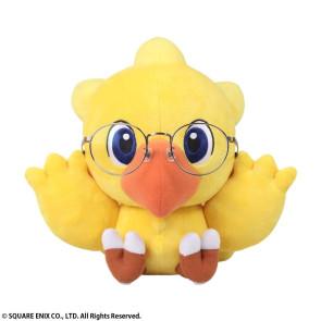 Final Fantasy Plüschfigur / Brillenhalter Chocobo 21 cm